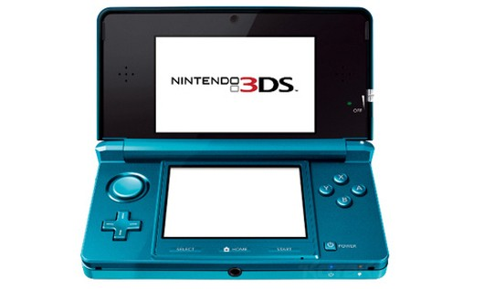 It's a 3DS, mate.