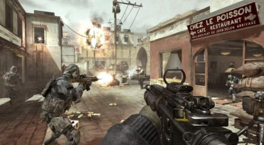 ModernWarfare3.com is back in Activision's hands.