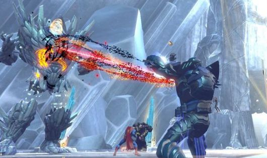 The Fortress of Solitude update for DCUO is due out soon.