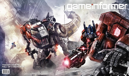 Transformers: Fall of Cybertron Video Game Officially Announced for 2012