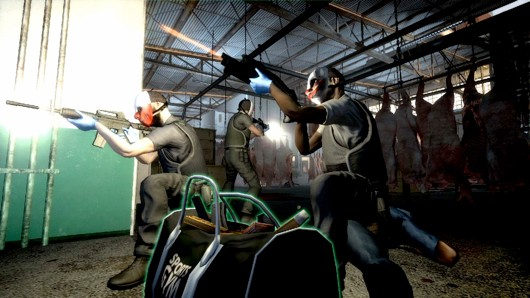Payday The Heist PC full game + DLC
