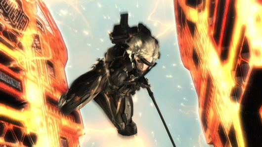 Metal Gear Rising&#8217;s story revised, now set post-MGS4