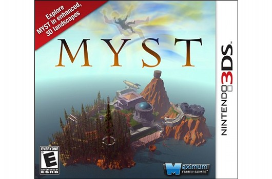 It's Myst again!