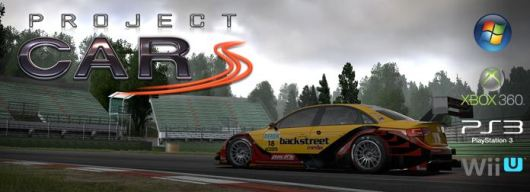 Slightly Mad's Project Cars coming to Wii U, has nothing to do with Pixar