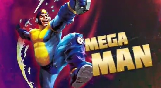 Not the MegaMan that many of us grew up with