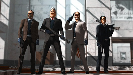 Payday: The Heist breaks out with a free update   Engadget