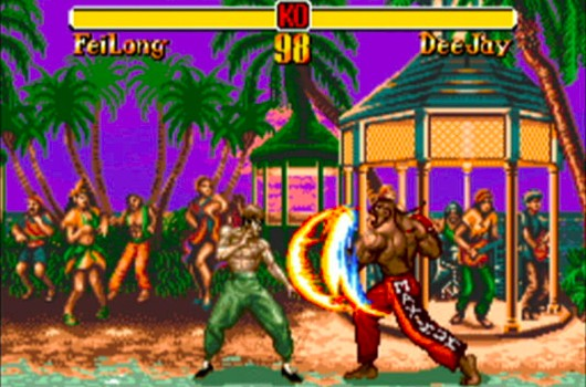 Outsider's Perspective: Street Fighter