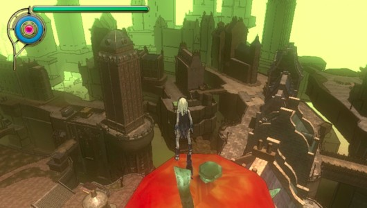 Gravity Rush review: Disorient Express