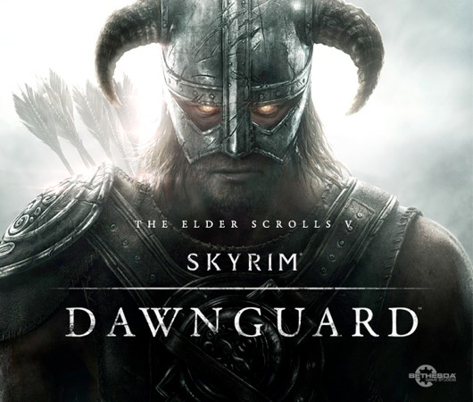Skyrim Dawnguard headline