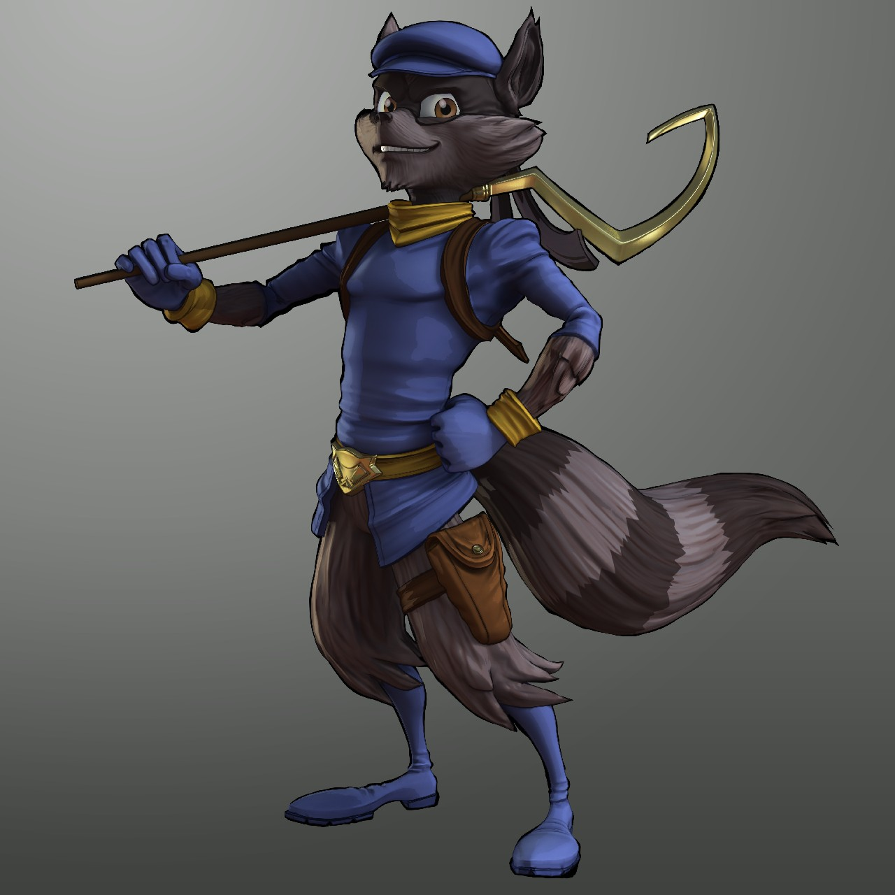 Sly cooper thieves in time 5 18 12