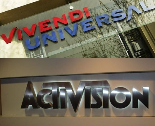 Report Vivendi eying sale of majority stake in Activision