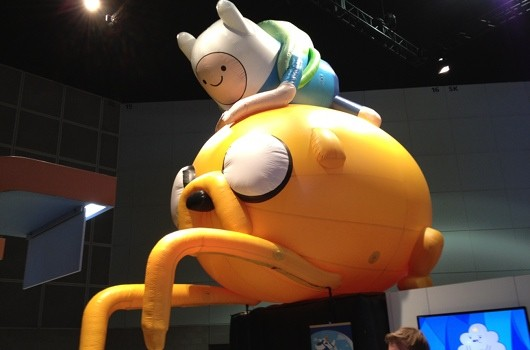Seen@E3: Adventure, it is time for it