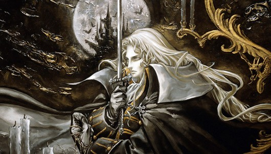 Castlevania Lords of Shadow  Mirror of Fate now featuring Alucard