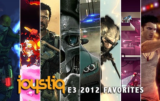 Joystiq staff picks E3 2012 favorites