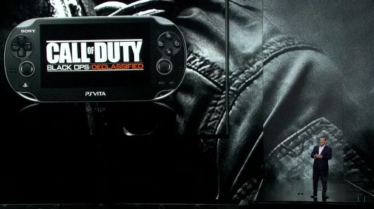 Call of Duty Black Ops Declassified hitting Vita