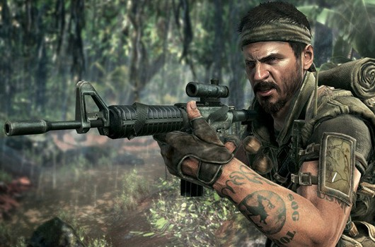 Call of Duty Black Ops rises again on Mac this fall