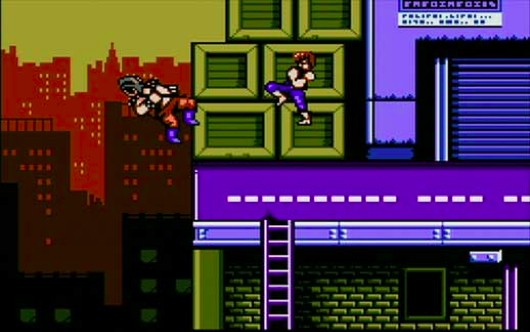 NintendoWare Weekly Double Dragon 2, Order Up