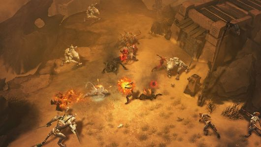 Blizzard Diablo 3 patch restrictions are to 'ensure the integrity of the game'
