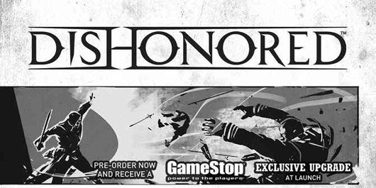 Dishonored preorder bonuses continue dishonorable tradition of splitting content between several retailers