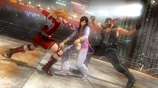 'Dead or Alive 5′ Female Fighters Staying Sexy
