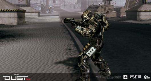 Highend gear in Dust 514 might cost just 24 cents in real life