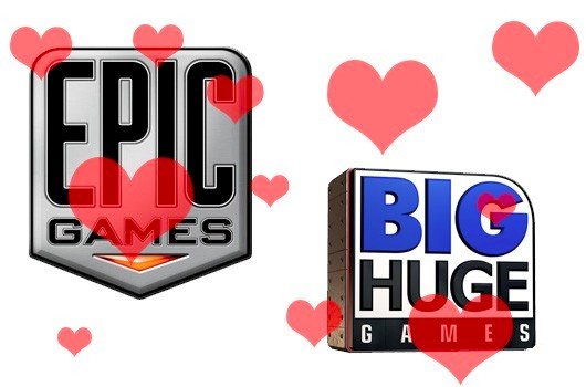 Big Huge Games members picked up for Epic Baltmore