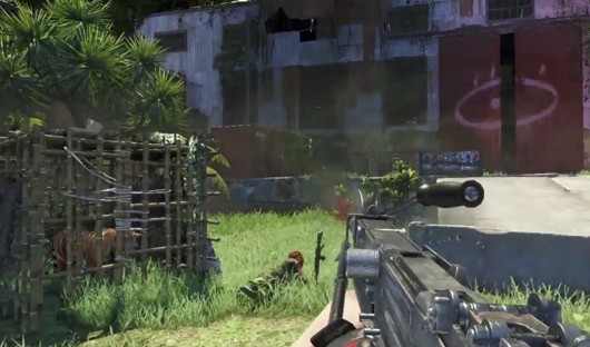 Far Cry 3's E3 2012 trailer is  kind of kinky