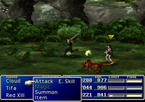 A Brief History of Final Fantasy VII Through Achievements