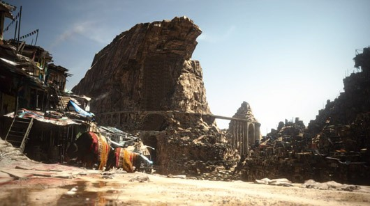 This is what Final Fantasy might look like on nextgen tech