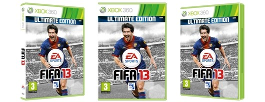 Open wide and scream for FIFA 13 launch dates, UK preorder info