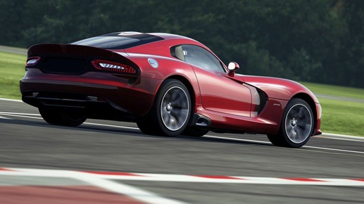 2013 SRT Viper GTS rolls into Forza 4 as free DLC