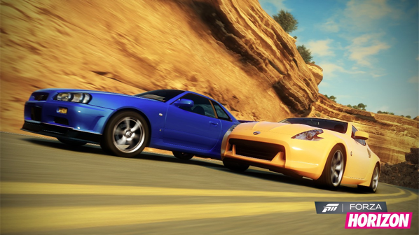 Forza Horizon preview