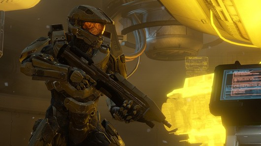 Halo 4 gameplay demo reveals Forerunner weapons, new enemies