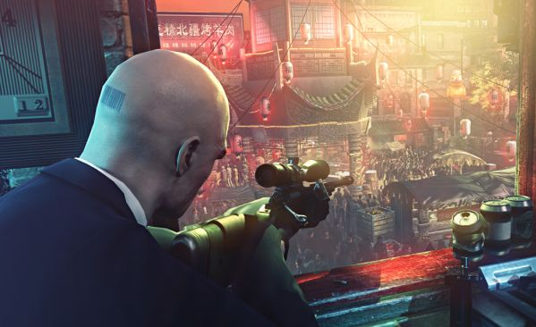 Hitman Absolution's chooseyourown assassination
