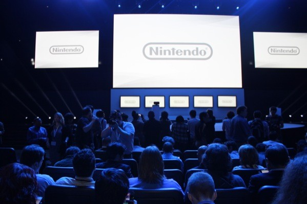 Live from Nintendo's E3 2012 press conference