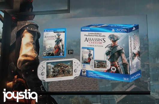 Assassin's Creed 3 Liberation confirmed for Vita, launches October 30