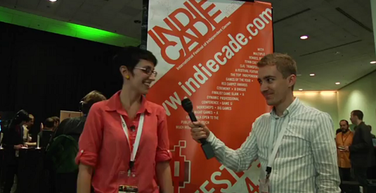 Take a tour through IndieCade