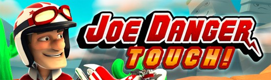 Joe Danger Touch popping wheelies on iOS