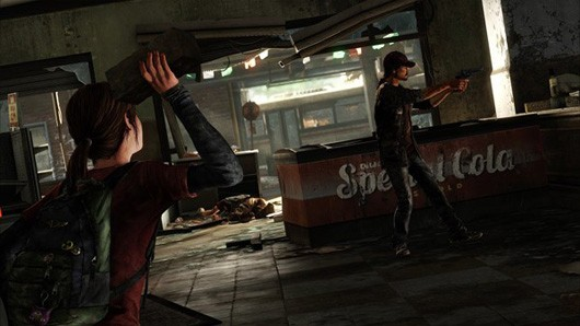 The Last of Us not hitting or shooting, or sneaking until 2013