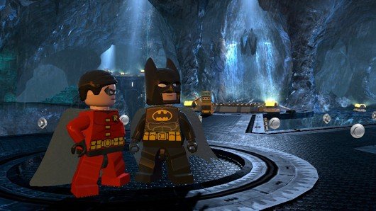 Lego Batman 2 DC Super Heroes arrest top spot on UK charts