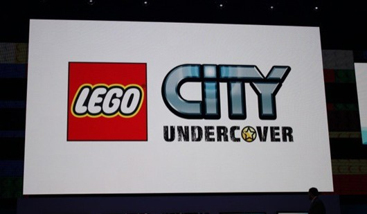 Lego City Stories now 'Lego City Undercover,' another game in the series coming to 3DS