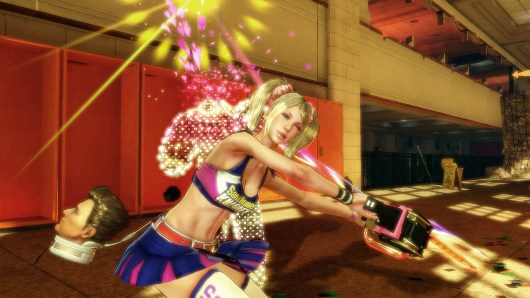 Lollipop Chainsaw's Akira Yamaokaladen licks available today