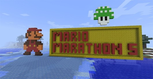 Super Mario Marathon hits one day, over $40k to Child's Play