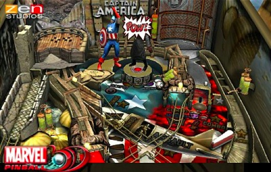 Marvel Pinball 3D saves the eShop June 28