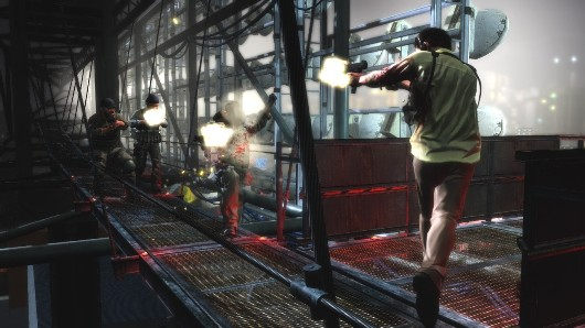 Max Payne 3 cheaters quarantined to cheaters only online zone