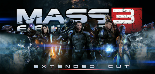 Mass Effect 3 Extended Cut DLC wraps things up this Tuesday