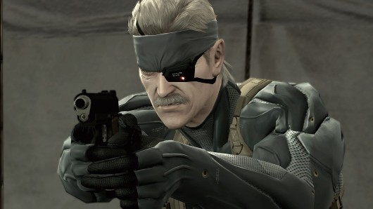 Kojima Metal Gear Solid 5 is a thing, 'not yet finished with Solid Snake'
