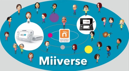 Miiverse announced for Wii U