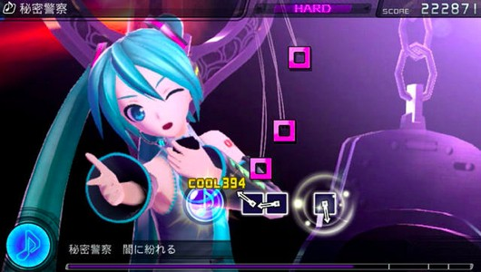 'Hatsune Miku' bringing synthesized vocal music gaming to North American Vita