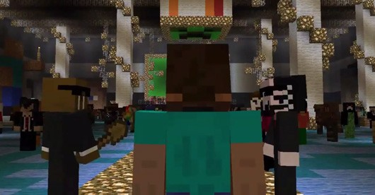 MineCon digs out of Vegas, headed to Europe Mojang attending PAX Prime
